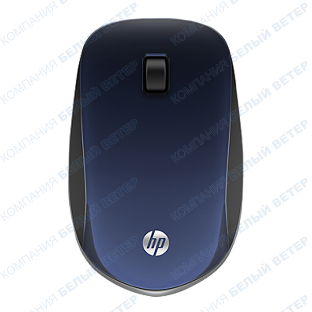 Мышь HP Z4000, Blue, USB