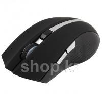 Мышь Delux DLM-516OGB, Black-Silver, USB