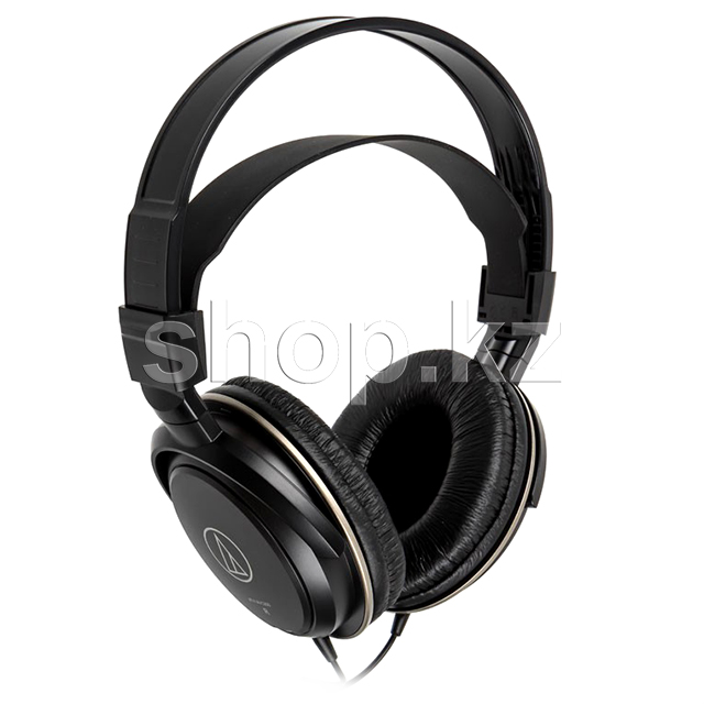 Наушники Audio-Technica ATH-AVC200, Black