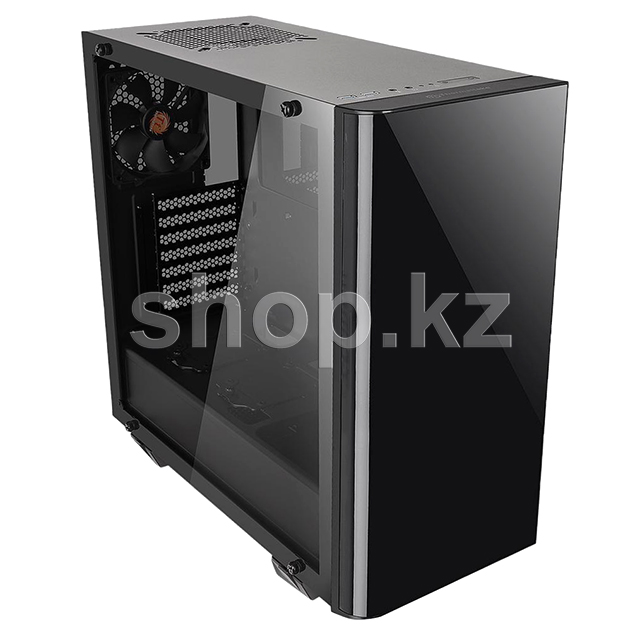 Корпус Thermaltake View 21 TG, Black-Clear