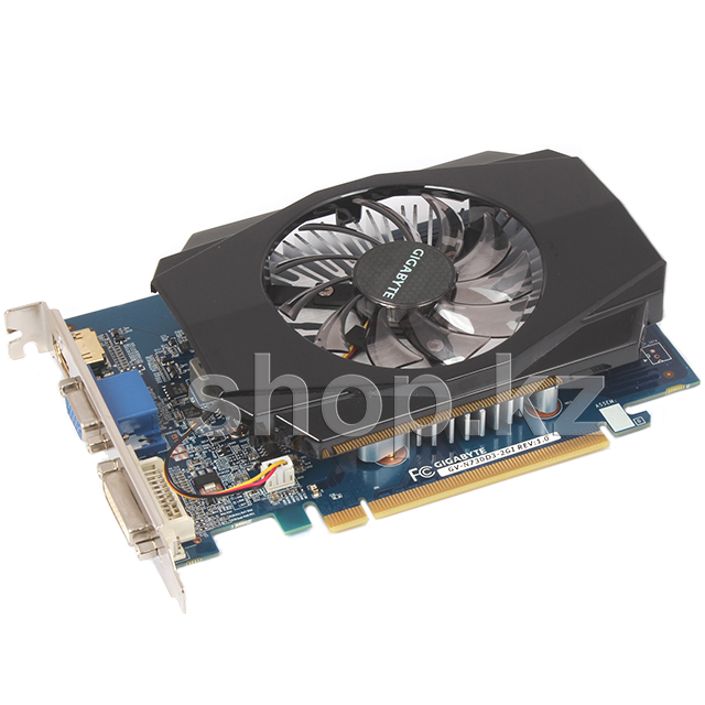 Видеокарта PCI-E 2048Mb Gigabyte GT 730, GeForce GT730, RTL