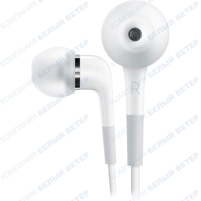 Гарнитура Apple (ME186) Earphones with Remote and Mic
