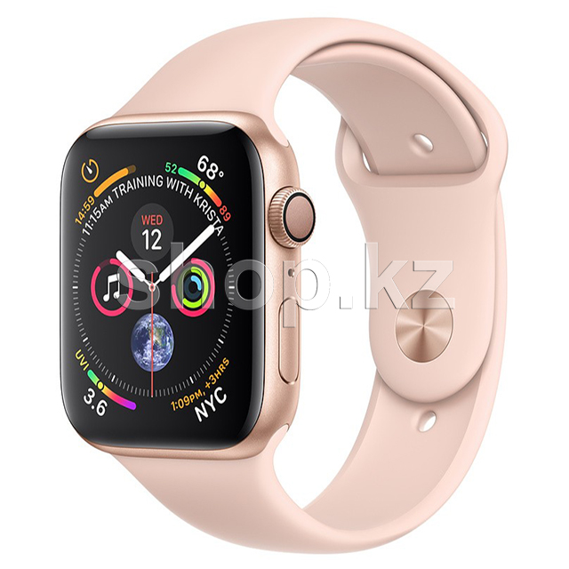 Смарт-часы Apple Watch Series 4, 40mm, 16Gb ROM, Gold-Pink