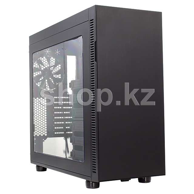 Корпус Thermaltake Suppressor F51, Black-Clear