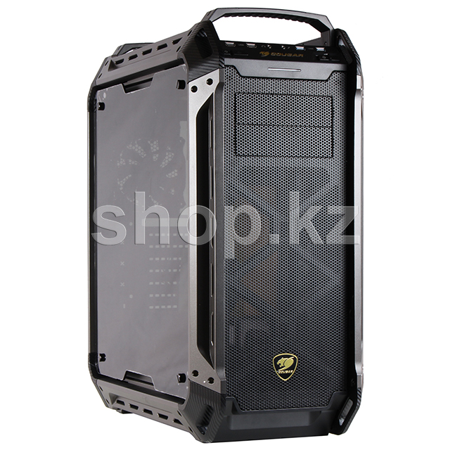Корпус Cougar Panzer Max-G, Black-Grey