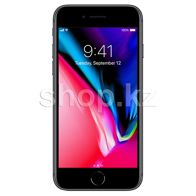 Смартфон Apple iPhone 8, 64Gb, Space Gray