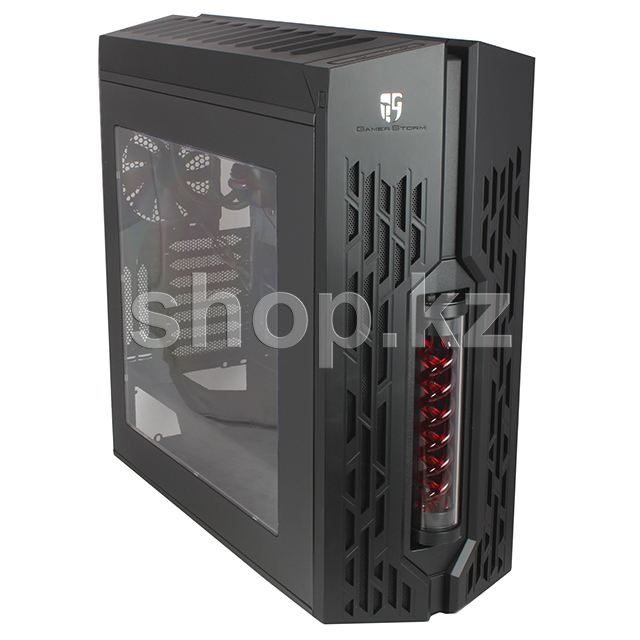 Корпус DeepCool Genome II, Black-Red