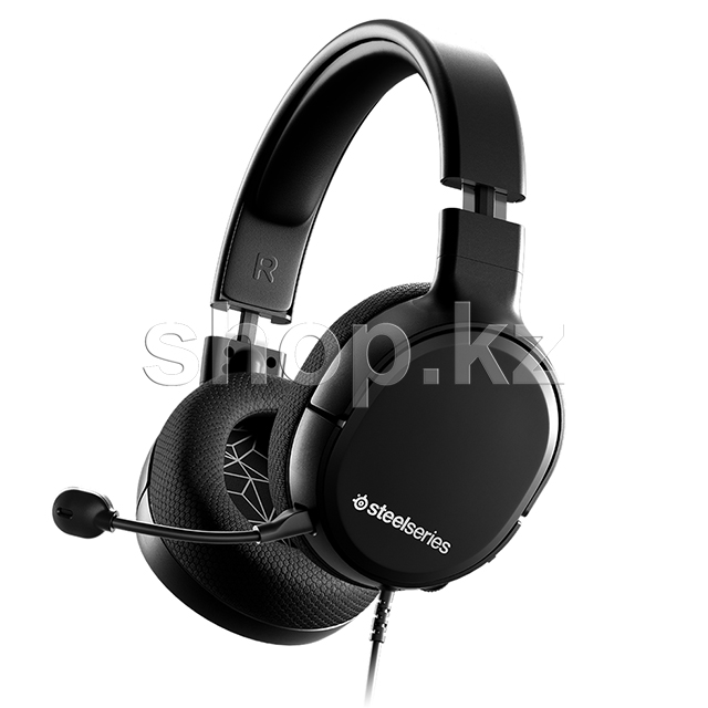 Гарнитура SteelSeries Arctis 1, Black