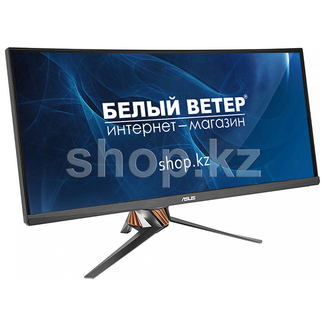 "Монитор 34"" ASUS ROG SWIFT PG348Q, Black-Gray"