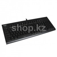 Клавиатура Thermaltake TT Premium X1 RGB, USB, Black