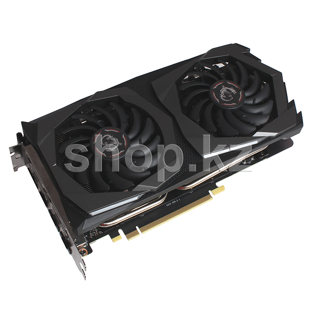 Видеокарта PCI-E 6144Mb MSI GTX 1660Ti Gaming X, GeForce GTX1660Ti