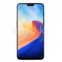 Смартфон OnePlus 6, 64Gb, Mirror Black (A6003)