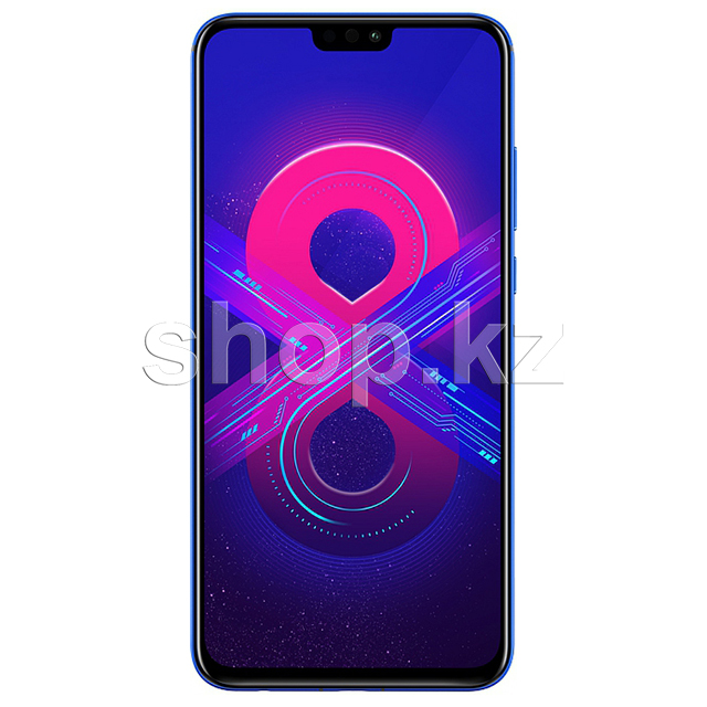 Смартфон Huawei Honor 8X, 64Gb, Blue (JSN-L21)