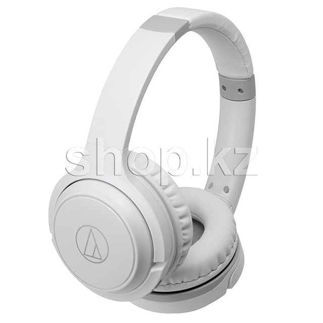 Bluetooth гарнитура Audio-Technica ATH-S200BT, White