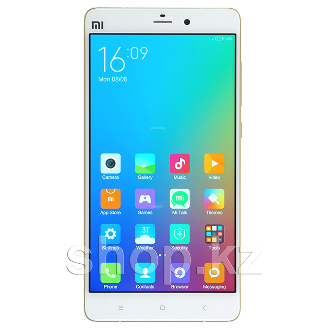 Смартфон Xiaomi Mi Note Pro, 64Gb, Gold-White