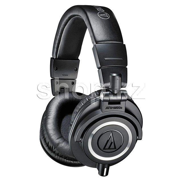 Наушники Audio-Technica ATH-M50x, Black