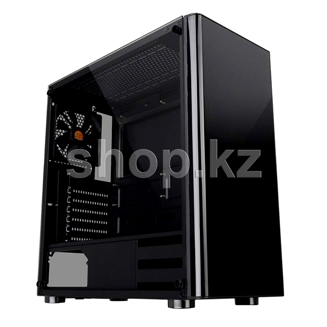 Корпус Thermaltake V200 TG, Mid Tower,Black