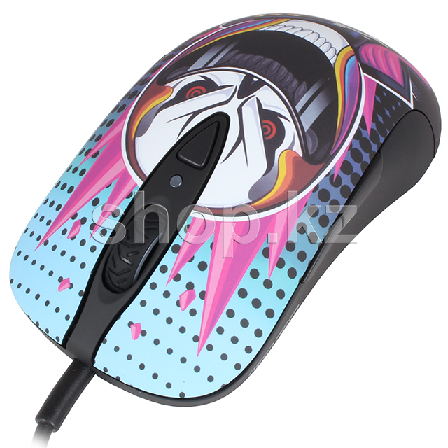 Мышь SteelSeries Sensei Ten Neon Rider Edition, Black, USB