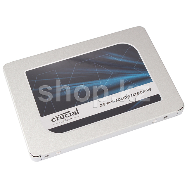 "SSD накопитель 2000 Gb Crucial MX500, 2.5"", SATA III (CT2000MX500SSD1)"