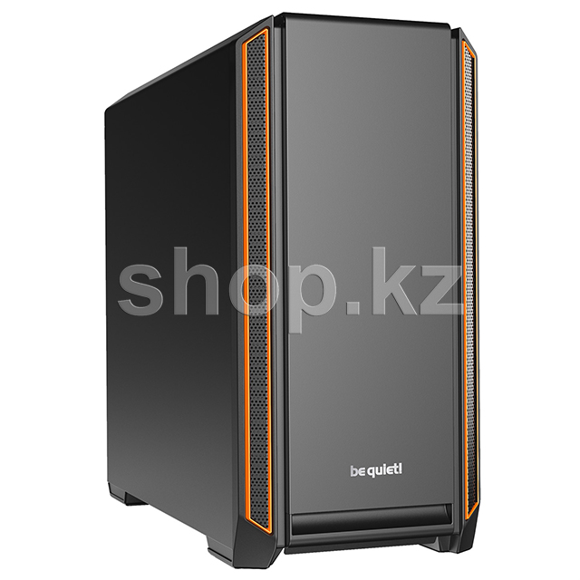 Корпус be quiet! Silent Base 601, Black-Orange