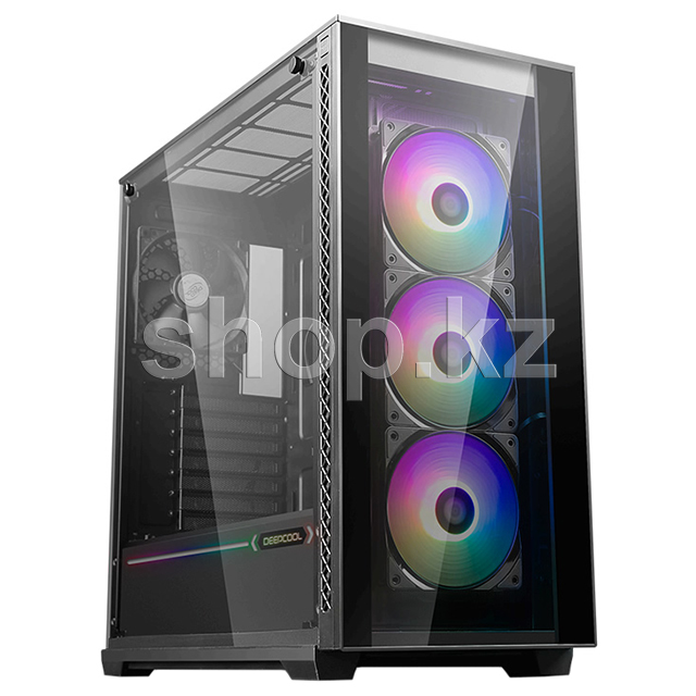Корпус DeepCool Matrexx 70 ADD-RGB 3F, Black