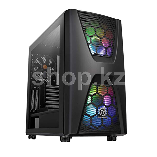 Корпус Thermaltake Commander C34 TG ARGB, Black
