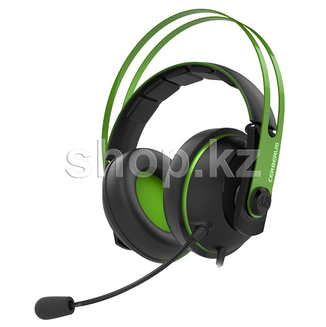 Гарнитура Asus Cerberus V2, Black-Green
