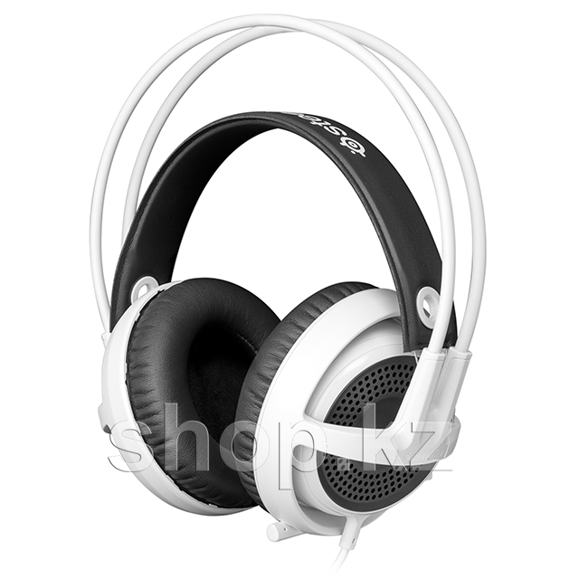 Гарнитура SteelSeries Siberia v3, White