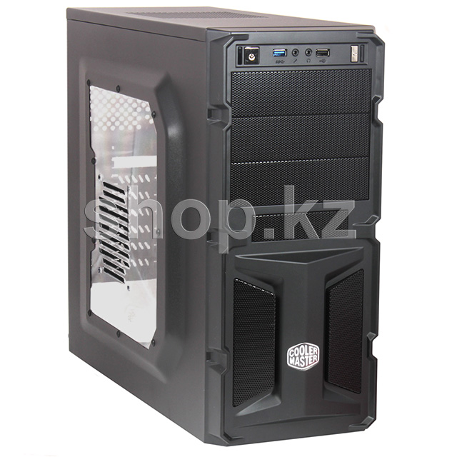 Корпус Cooler Master K350 (RC-K350-KWN1-EN), Black