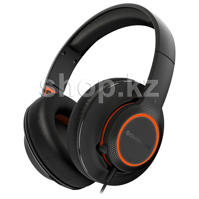 Гарнитура SteelSeries Siberia 150, Black-Orange