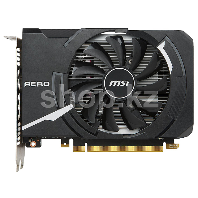 Видеокарта PCI-E 2048Mb MSI GT 1030 AERO ITX 2GD4 OCV1, GeForce GT1030