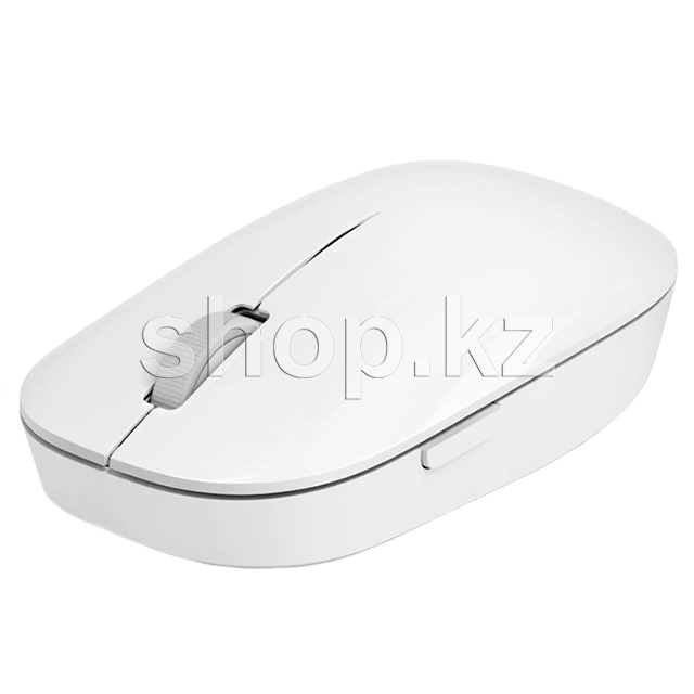 Мышь Xiaomi Mi Wireless Mouse, White, USB