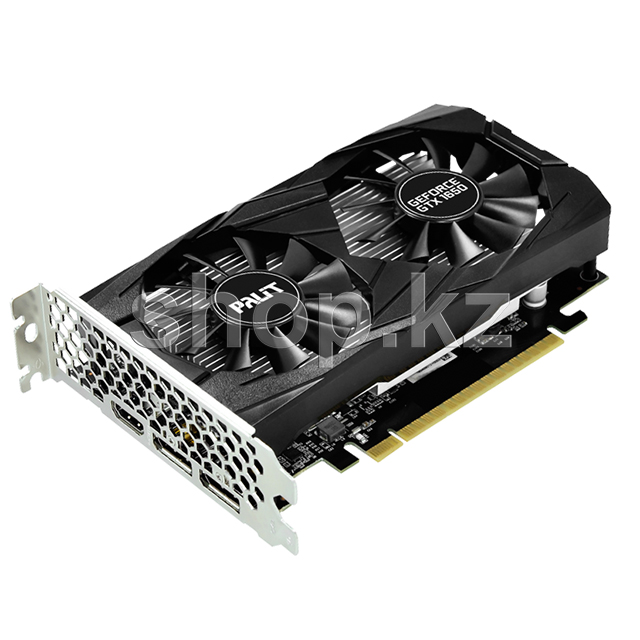 Видеокарта PCI-E 4096Mb Palit GTX 1650 Dual, GeForce GTX1650