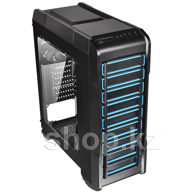 Корпус Thermaltake Versa N23, Black