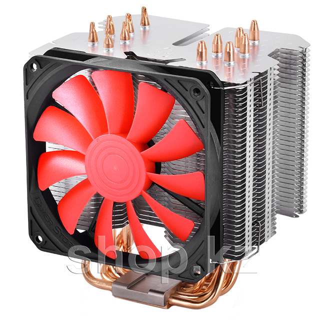 Кулер DEEPCOOL S-2011-v3/2011/1366/1156/1155/1151/1150/775 Gamer Storm Lucifer k2