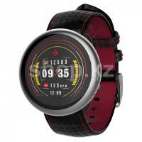 Смарт-часы MyKronoz ZeRound 2 HR Premium, Silver-Carbon