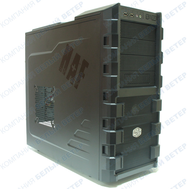 Корпус Cooler Master HAF 912, Black