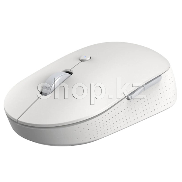 Мышь Xiaomi Mi Dual Mode Wireless Mouse Silent Edition, White, USB