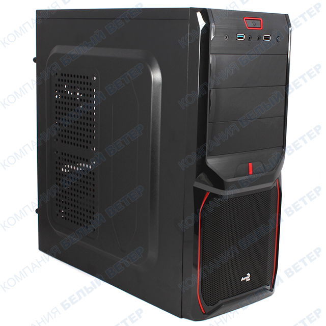 Корпус AeroCool V3X Advance Devil Red Edition