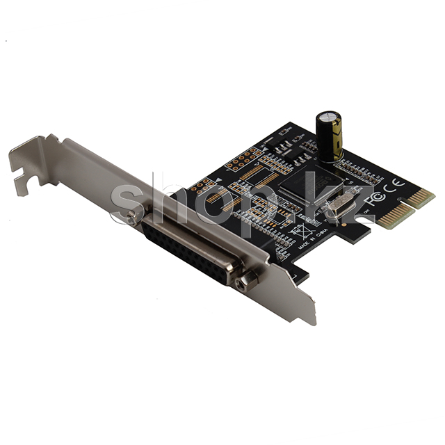 Контроллер PCI-E to LPT Deluxe DLCe-LP