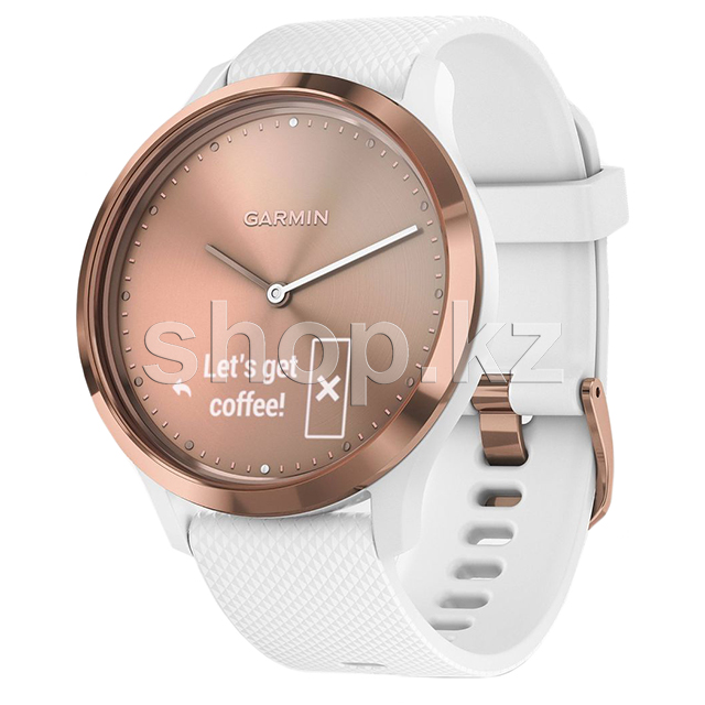 Смарт-часы Garmin Vivomove HR, Rose Gold-White