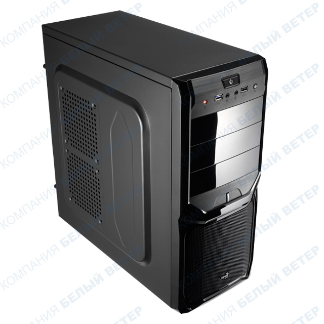 Корпус AeroCool V3X Advance Black Edition