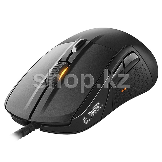 Мышь SteelSeries Rival 710, Black, USB