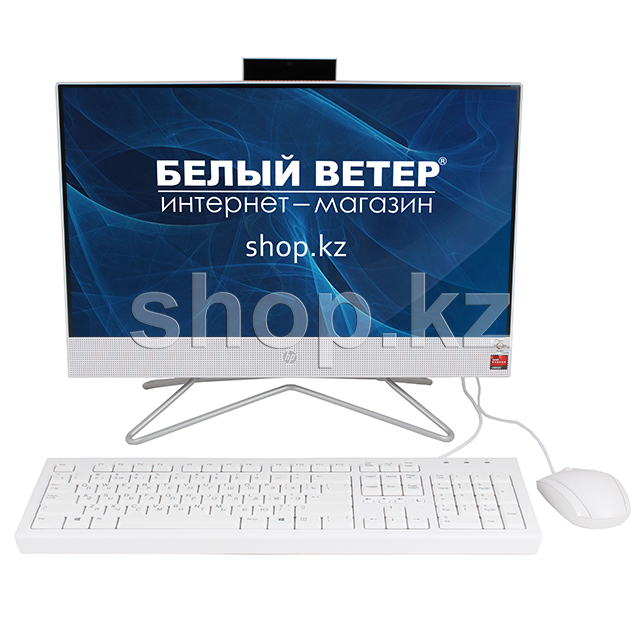 Моноблок HP All-in-One 22-df0033ur (108H3EA)