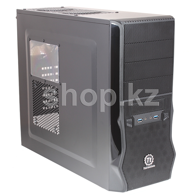 Корпус Thermaltake Commander MS-III, Black