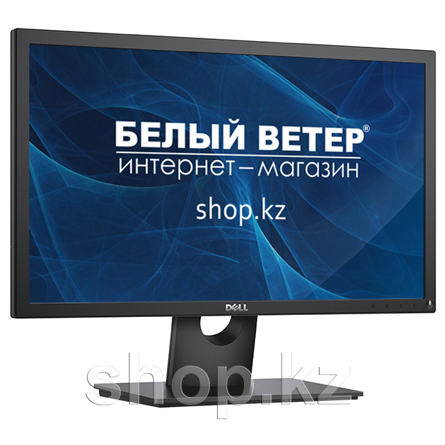 "Монитор 23.8"" Dell E2418HN, Black"