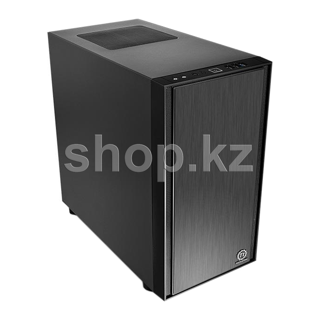 Корпус Thermaltake Versa H17, Black
