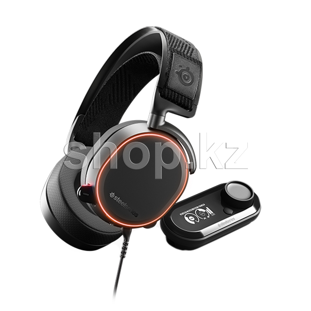 Гарнитура SteelSeries Arctis Pro + GameDAC, Black