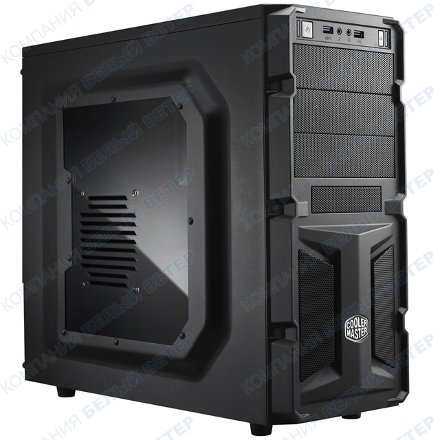 Корпус Cooler Master K350 (RC-K350-KWN2-EN), Black