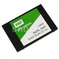 """SSD накопитель 240 Gb Western Digital Green (WDS240G2G0A), 2.5"""", SATA III"""